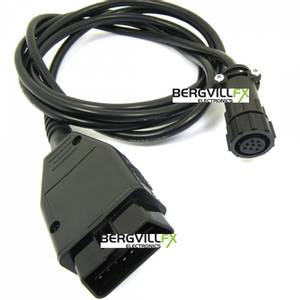 Image of KTS 300/301 OBD2 cable